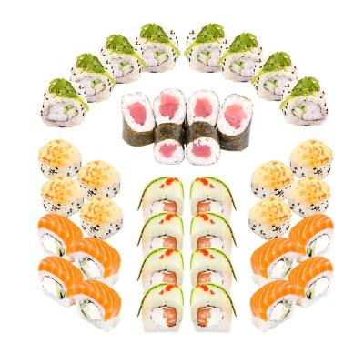 суши сет супер кило ворзель гостомель