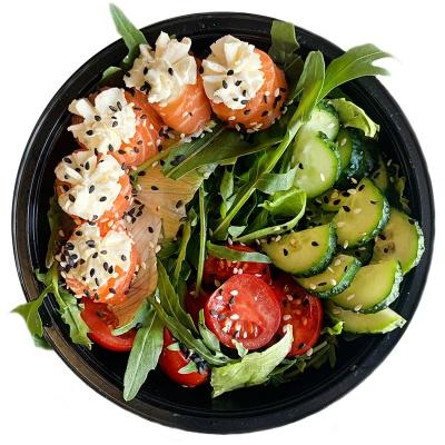фото салат с лососем в Ирпене и буче