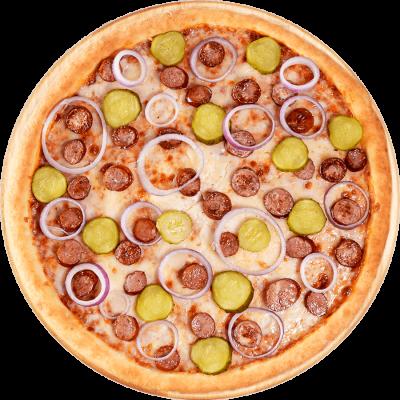 пицца баварская гостомель фото