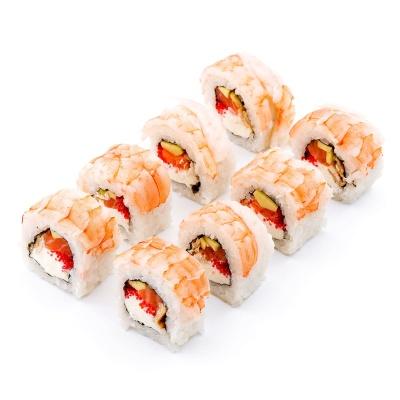 доставка суши и радужный дракон xl фото
