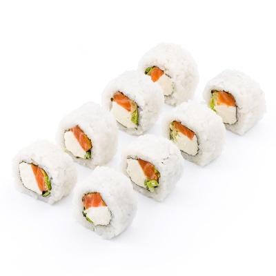 ролл salmon c крем-сыром ирпень, буча