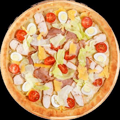 фото пицца цезарь Ирпень, Буча, Ворзель