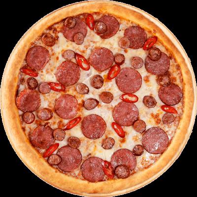 пицца ирпень пепперони фото