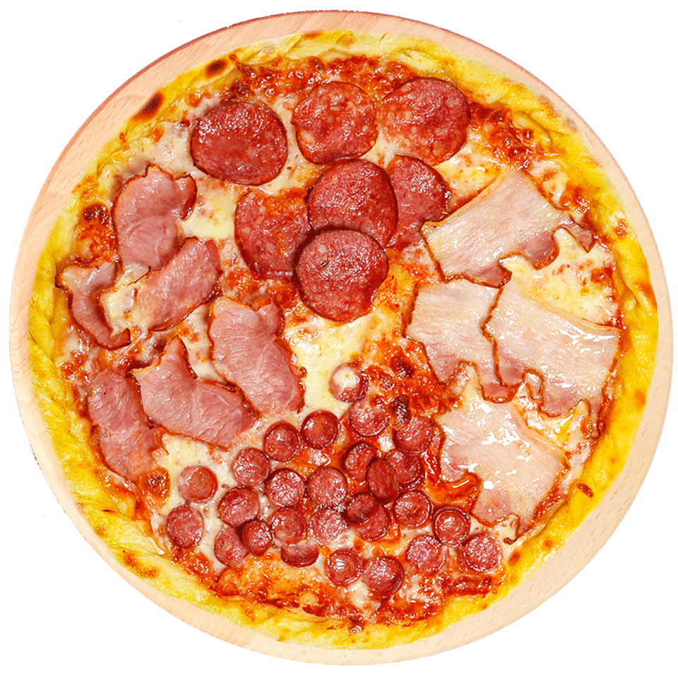 """Фото пиццы """"Мясито"""" в Ирпене"""