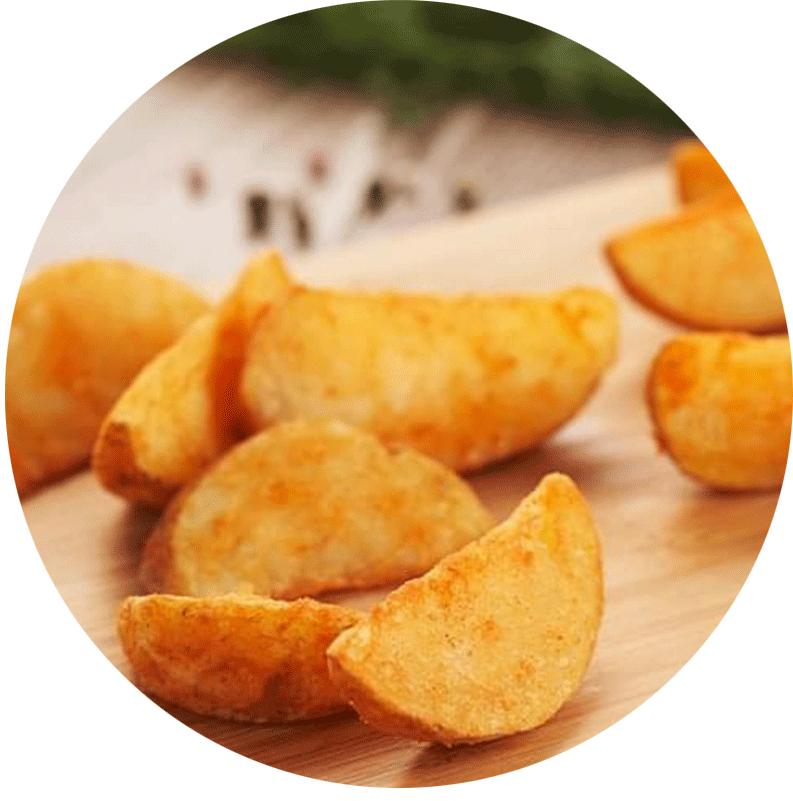 доставка еды ирпень фото картофель по селянски