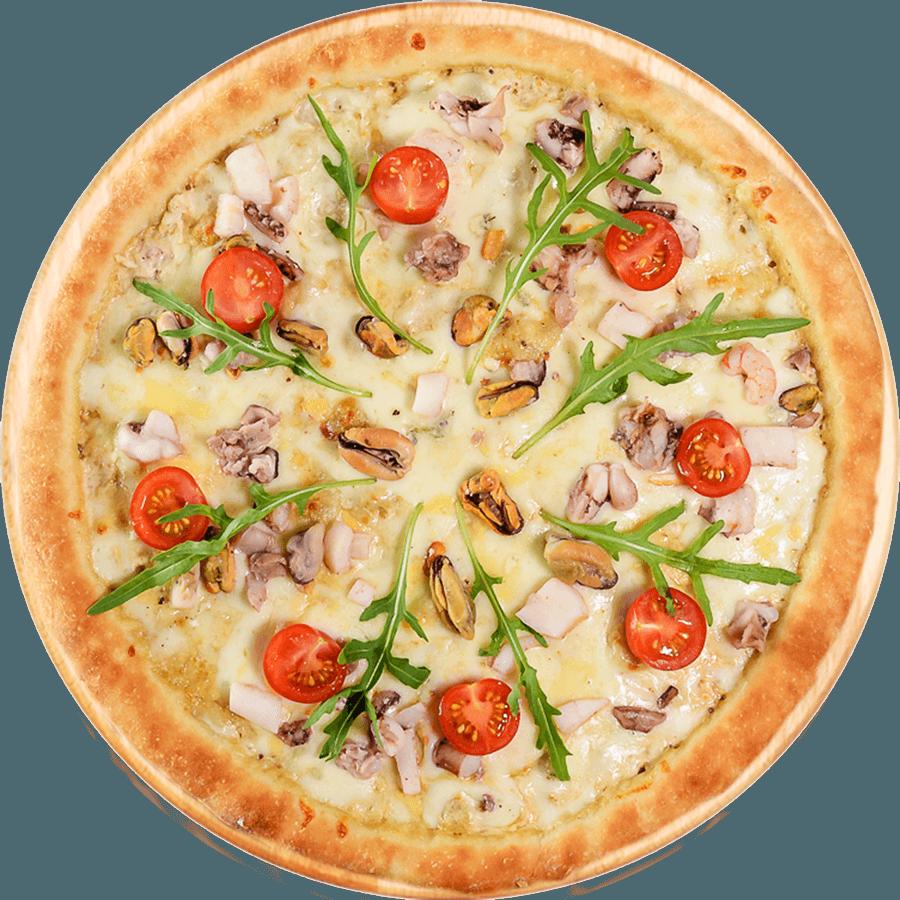пицца с морепродуктами pablito фото