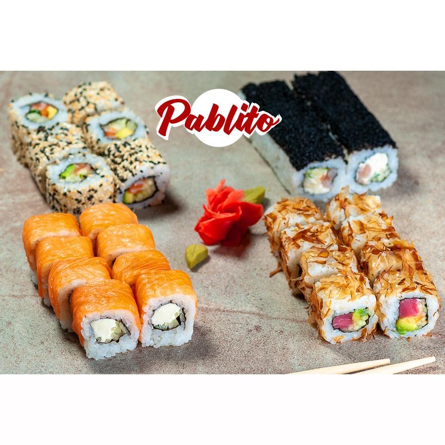 сет паблито суши ирпень