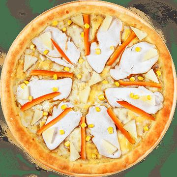 фото пицца гавайская pablito