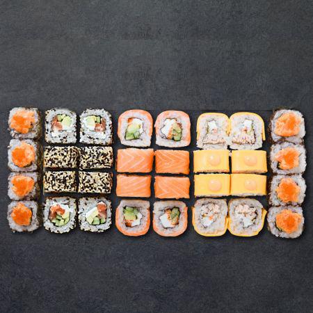 изображение суши сета Happy в Ирпене