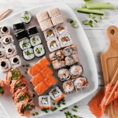 фото польза суши или вред