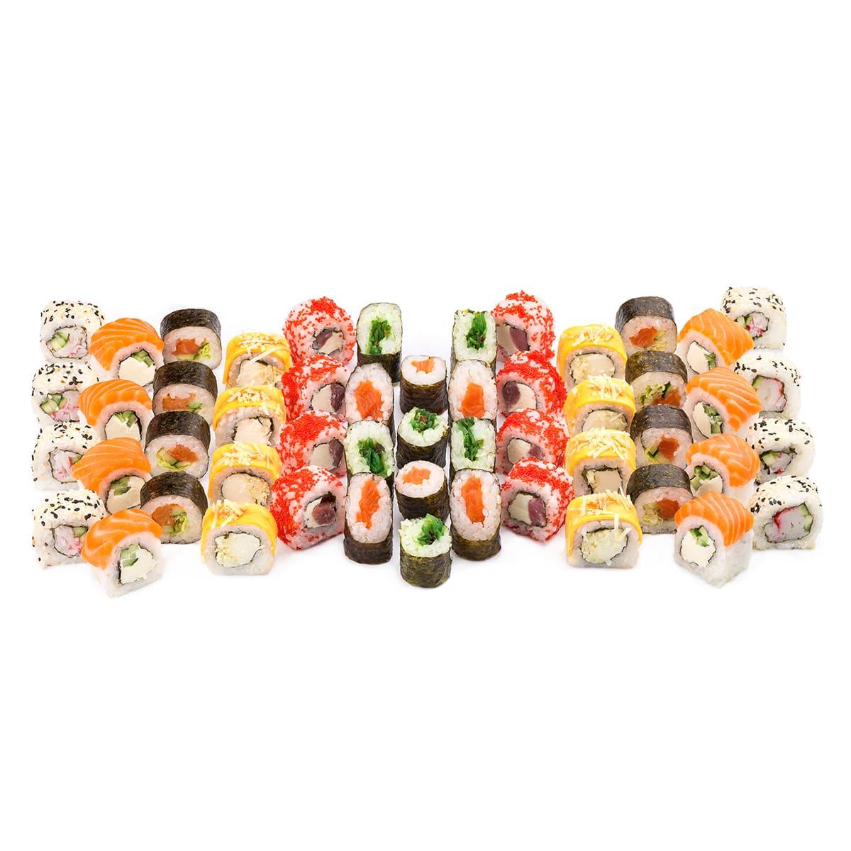суши сет Big Set фото