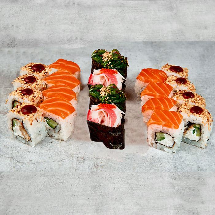 """фото суши сета """"Для двоих"""""""