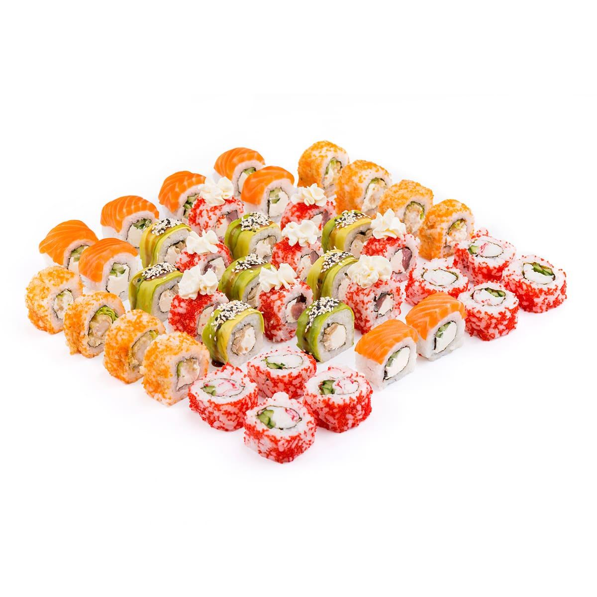 сет фирменный pablito суши ирпень
