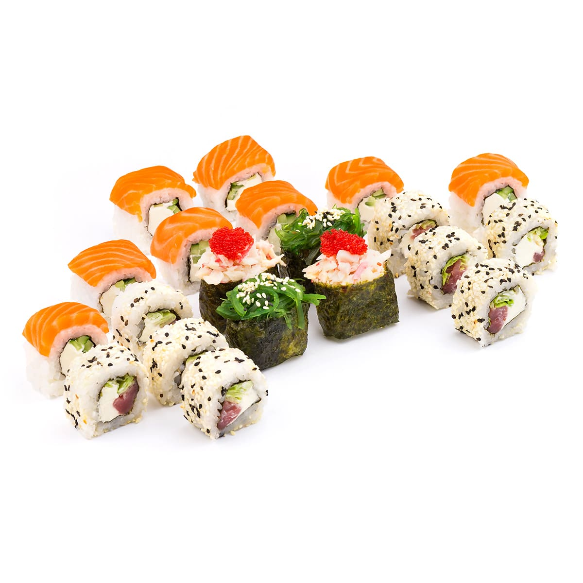 """фото суши сета """"Японика"""" в Ирпене и буче от Паблито"""