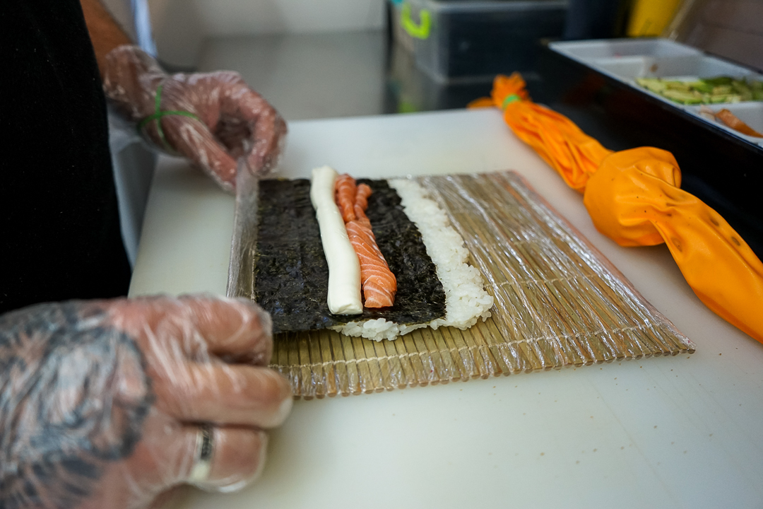 рецепт суши в домашних условиях фото
