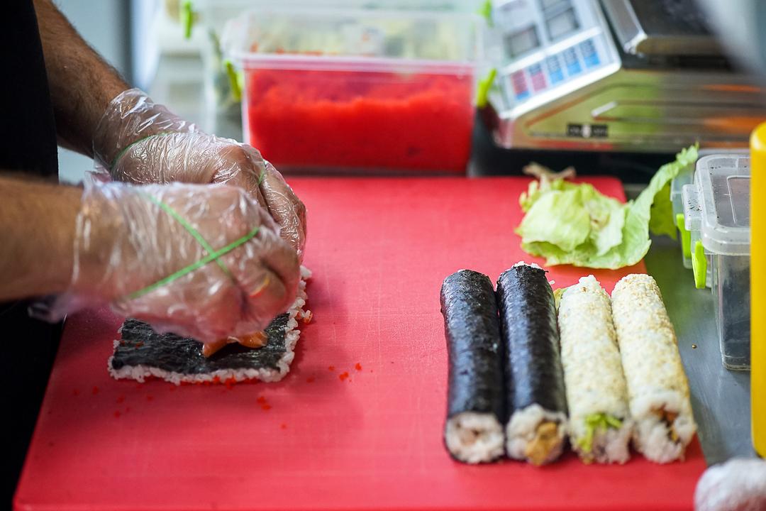 суши в ирпене фото