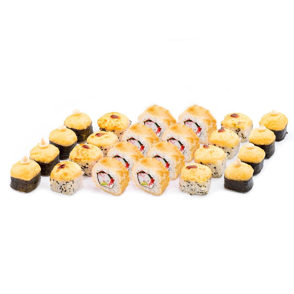 горячий суши-сет доставка Ирпень буча