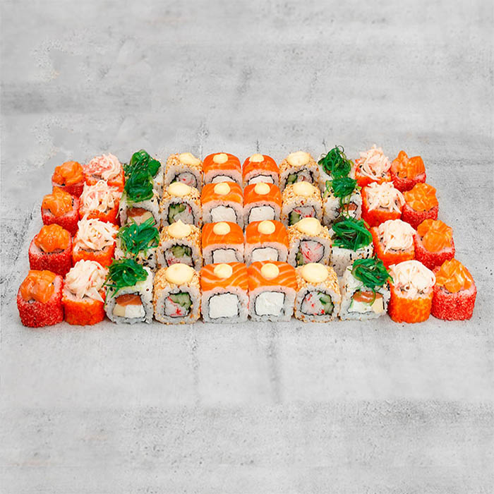 заказать суши-сет Киото в ирпене и буче